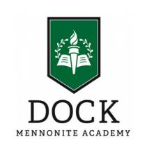 Dock Mennonite Academy Logo