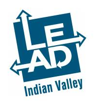 LEAD Indian Valley Logo